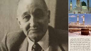 Muhammad Kamal Isma'eel arsitek masjidl haram dan masjid nabawi