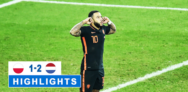 Poland vs Netherlands – Highlights