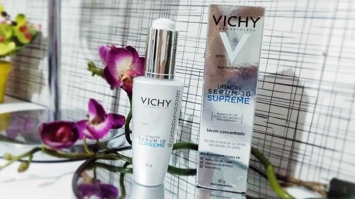 Vichy Serum 10 Supreme