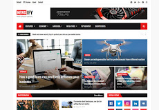 How To Install and Setup Newsify Blogger Template