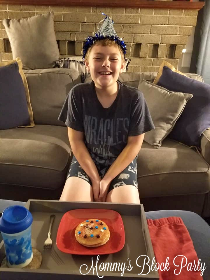 Happy 9th Birthday To The Kid Who Started It All Mommy S Block Party