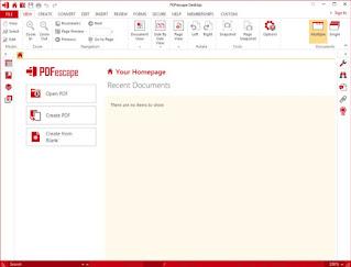 aplikasi edit pdf PDFescape