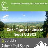 IMRA Autumn Trail Series - Sep & Oct 2021