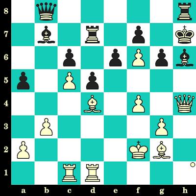 Les Blancs jouent et matent en 2 coups - Vladimir Petrov vs H Cordova, Buenos Aires, 1939