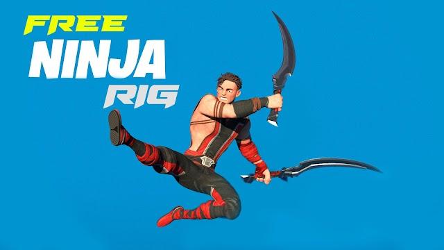 Free ninja Rig