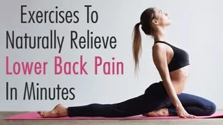 Simple Stretches to Relieve Lower Back Pain
