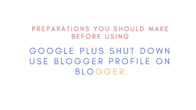 Using Google Plus Shut Down