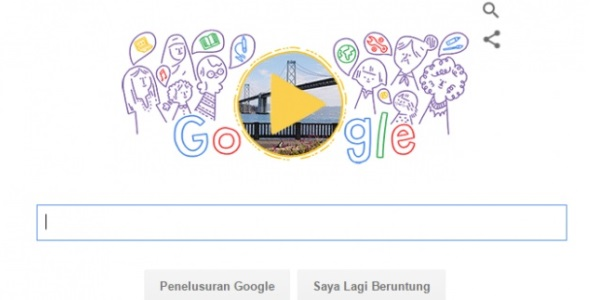 Peringatan Hari Perempuan Internasional di Google Doodle Hari Ini