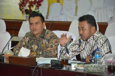 Komisi III DPRK Minta Pemkab Aceh Utara Ambil Alih Aset yang Dikelola Yakesma
