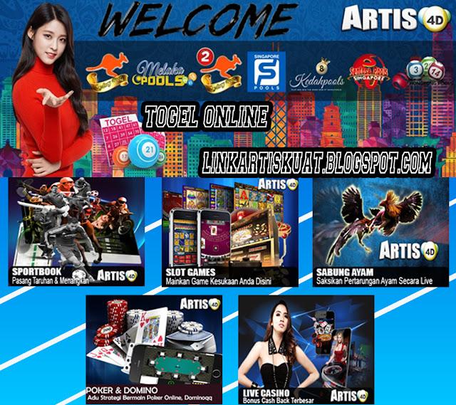 Mengenal Lebih Dekat Dengan Situs Artis4D Agen Judi Terbaik Dengan Game Terlengkap