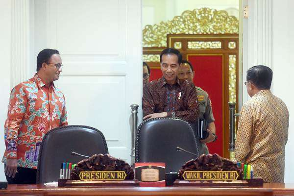 Anies Usik Oligarki Istana, Refly Harun: Sosok yang Penting Diperhitungkan