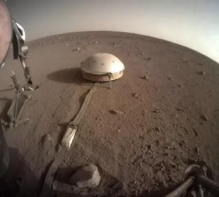 مستمره المريخ  في المستقبل