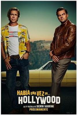 Había una vez en Hollywood [2019][Latino e Inglés sub][FULL HD 1080p][2.59 GB][Mega]