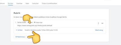 Cara Tambahkan Konten di Google News (Kosong)
