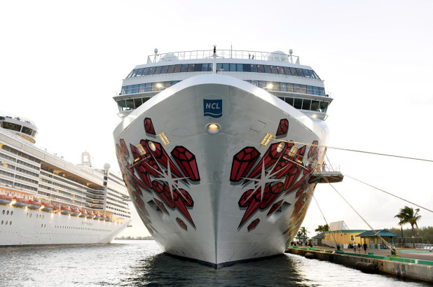 Man busted for breaking lady's jaw on Norwegian Cruise deliver