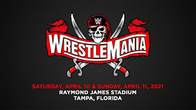 WWE Raw WrestleMania 37