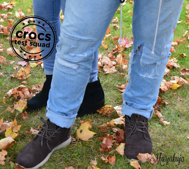 Men's Crocs Kinsale Chukka
