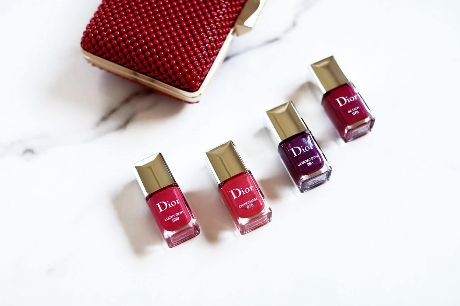 dior-vernis-printemps-2019-675-diorcharm-891-diorcelestial-539-lucky-dior-976-be-dior-avis-test-swatch-swatches