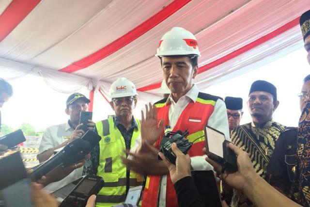 Ingin Rebut Suara Prabowo di Riau, Jokowi Janjikan Putera Daerah jadi Komisaris Blok Rokan