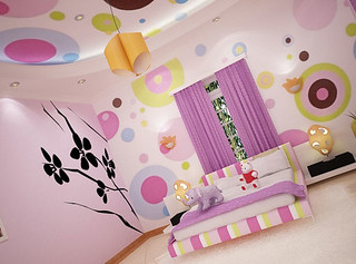 bedroom design teenage girl