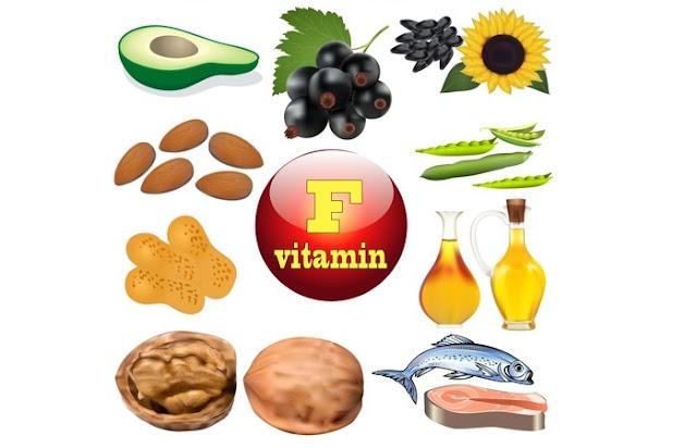 مصادر فيتامين F