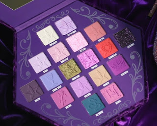 Jeffree Star purple palette