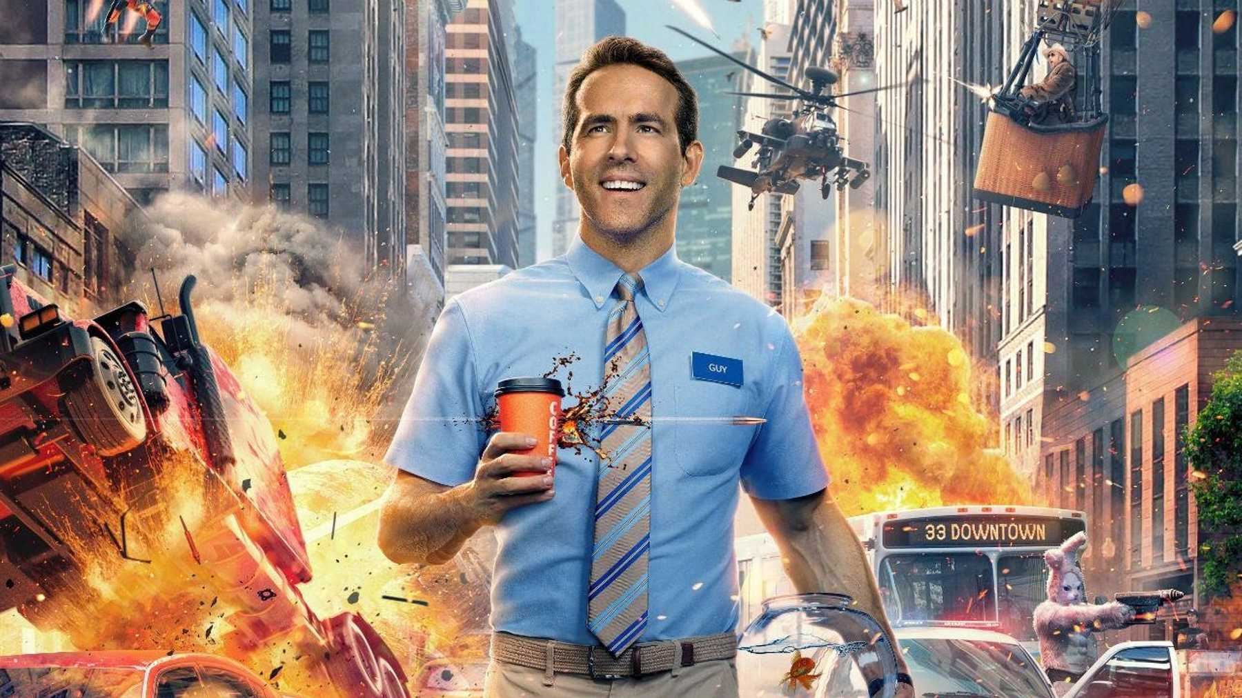 Free Guy: Ryan Reynolds and Jodie Comer will become your favorite couple with the new trailer