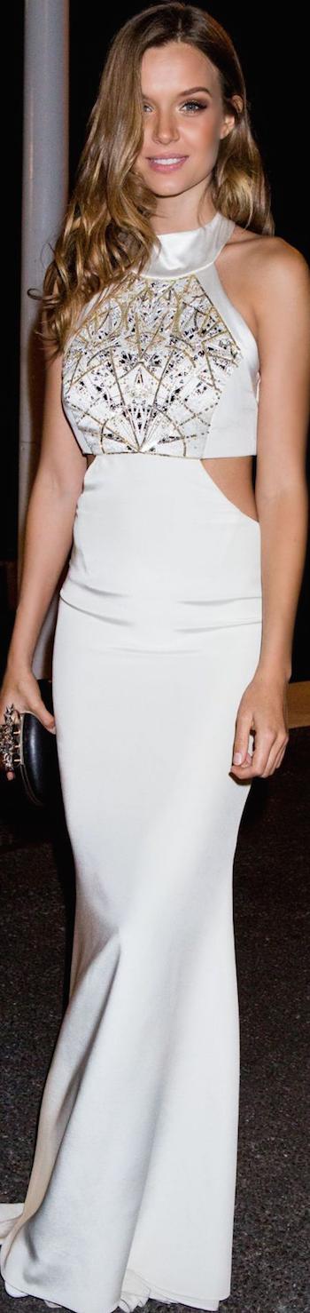 Josephine Skriver Cannes Film Festival