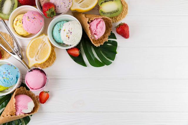 helados a dieta, helados,
