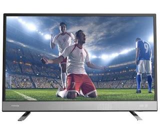 شاشة تلفزيون توشيبا 55 بوصة