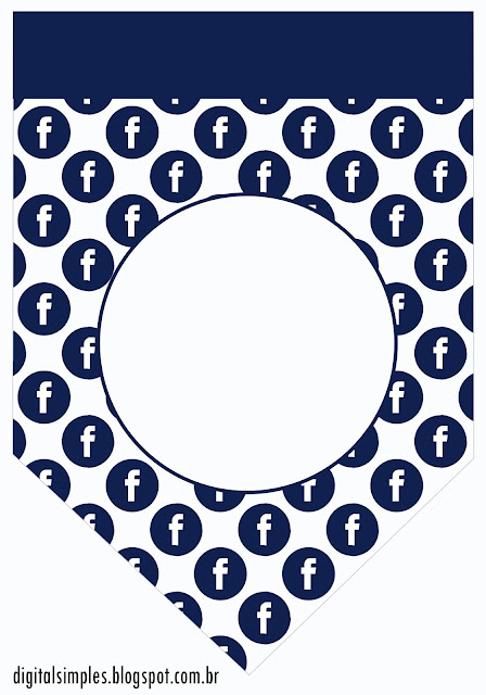 Redes Sociales: Imprimibles Gratis para Fiestas.