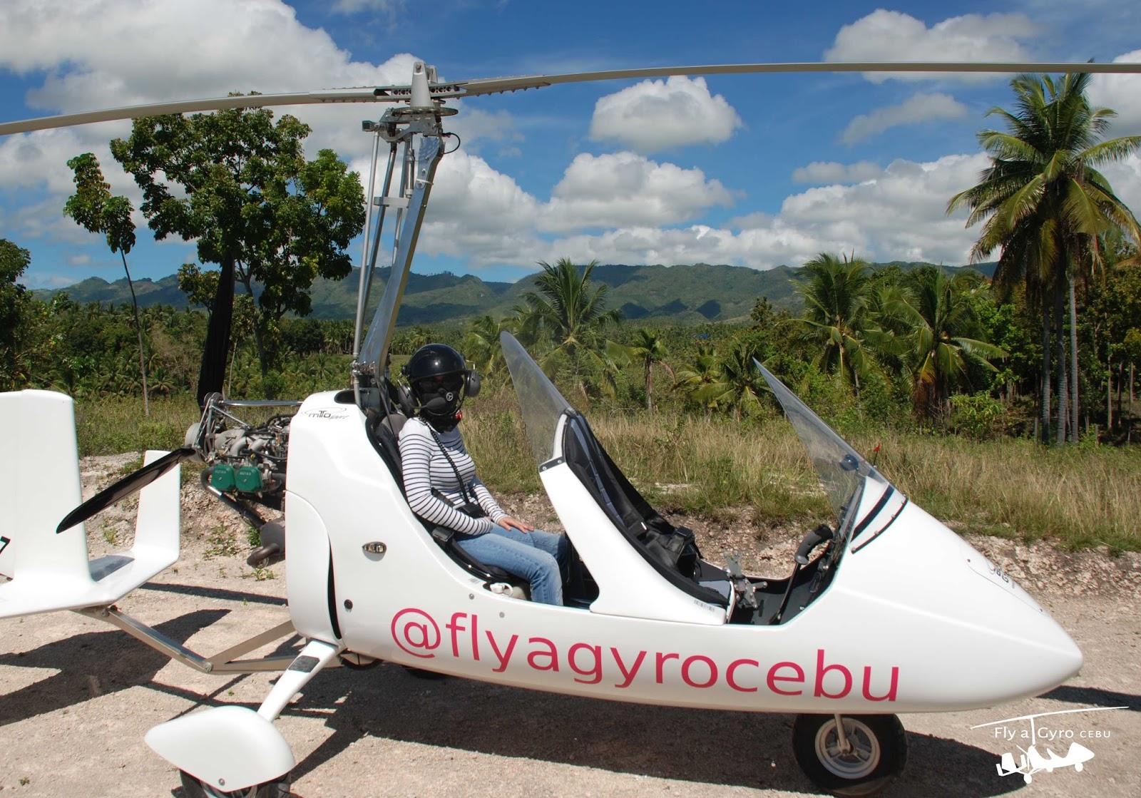 Fly a Gyro Cebu Adventure - Travel Gourmande