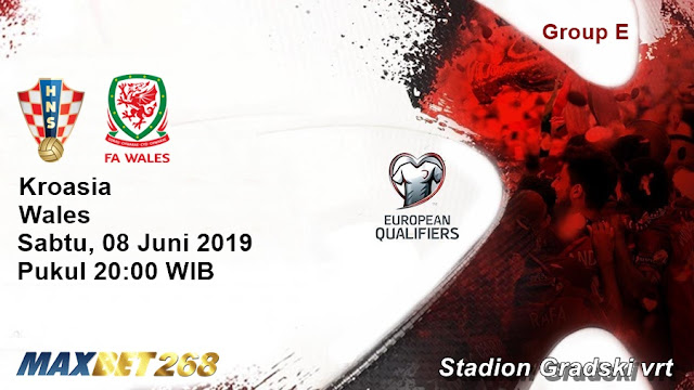 Prediksi Kroasia Vs Wales, Sabtu 08 Juni 2019 Pukul 20.00 WIB