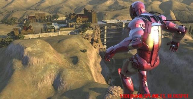 iron man 3 game setup download for pc