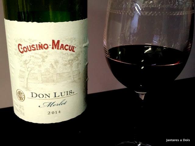 Cousino-Macul Merlot 2014