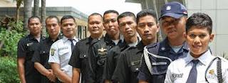 ⇒ Lowongan Security (Pria)
