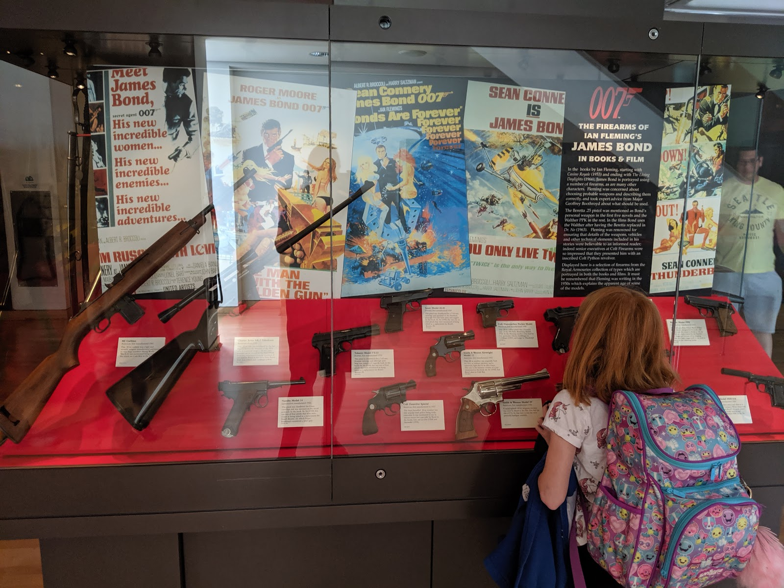 A Short Break in Leeds with Holidays by National Express  - Royal Armouries James Bond Collection