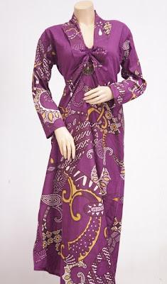 Download Image Trend Model Batik Couple Terbaru PC Roid