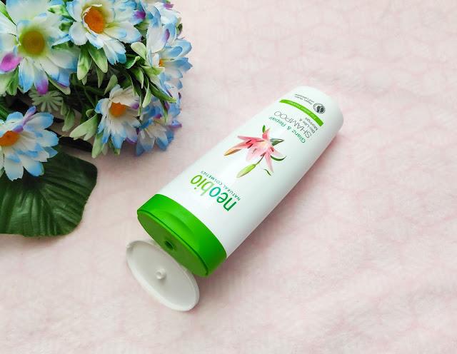 Neobio vegan šampon pro poškozené vlasy