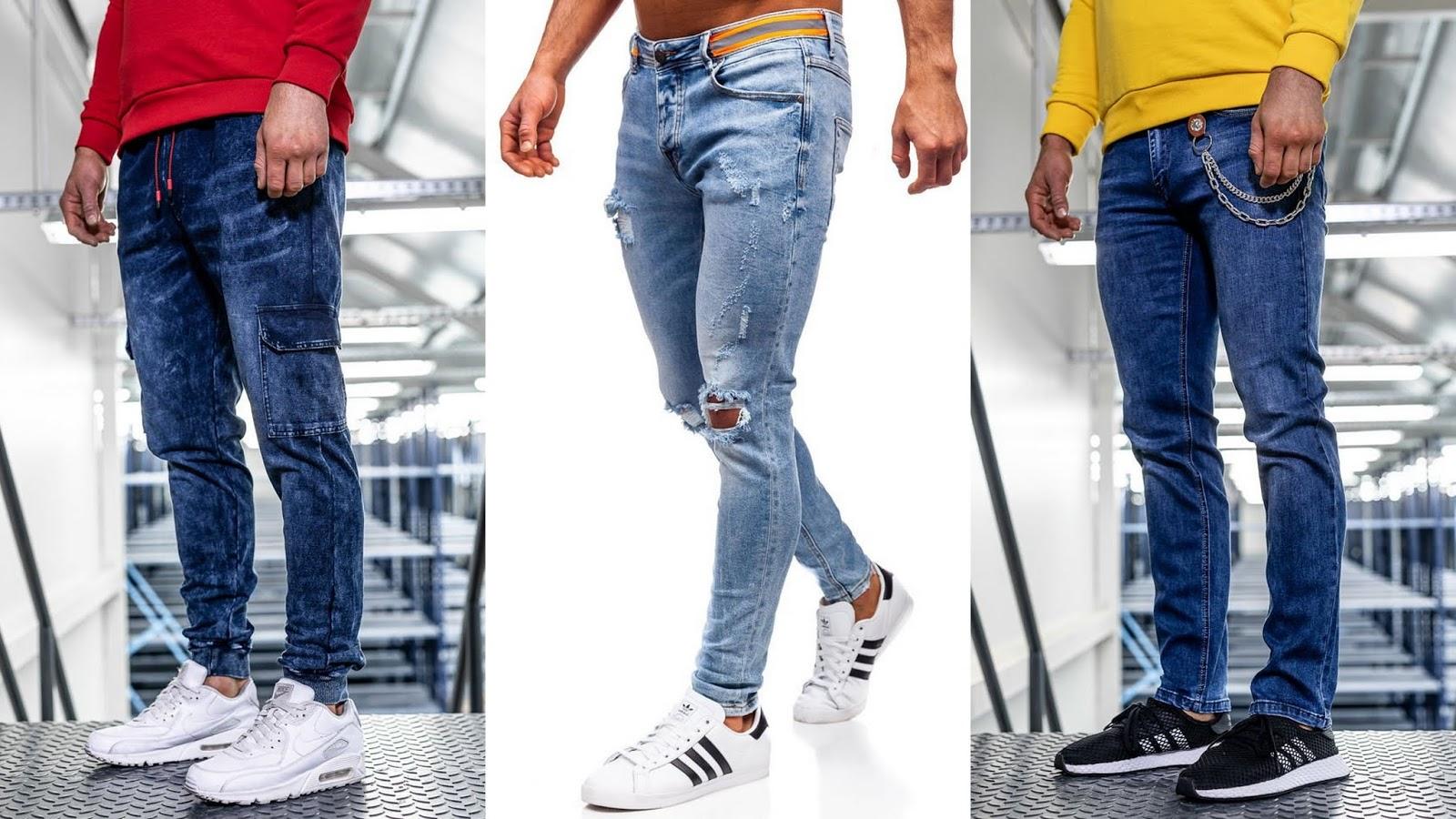 męskie trendy na wiosne-lato 2020