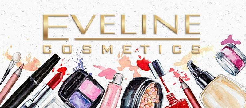 Krem CC, tusz do rzęs, eyeliner, róż do policzków i pomadki EVELINE cosmetics