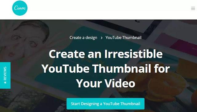 Cara Membuat Thumbnail Video Youtube Secara Online-2