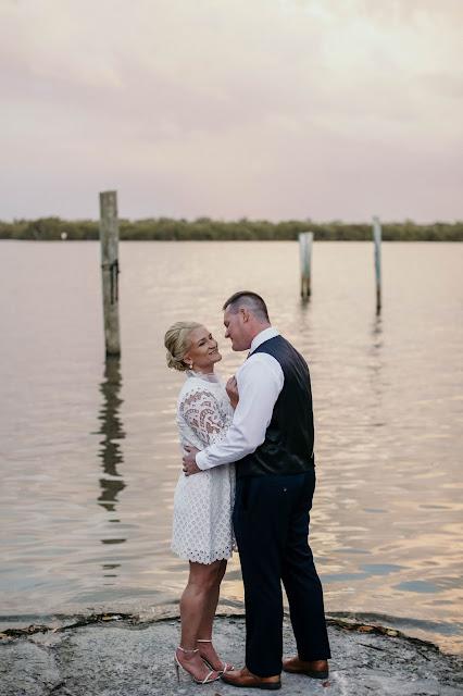 tween waters captiva wedding photo