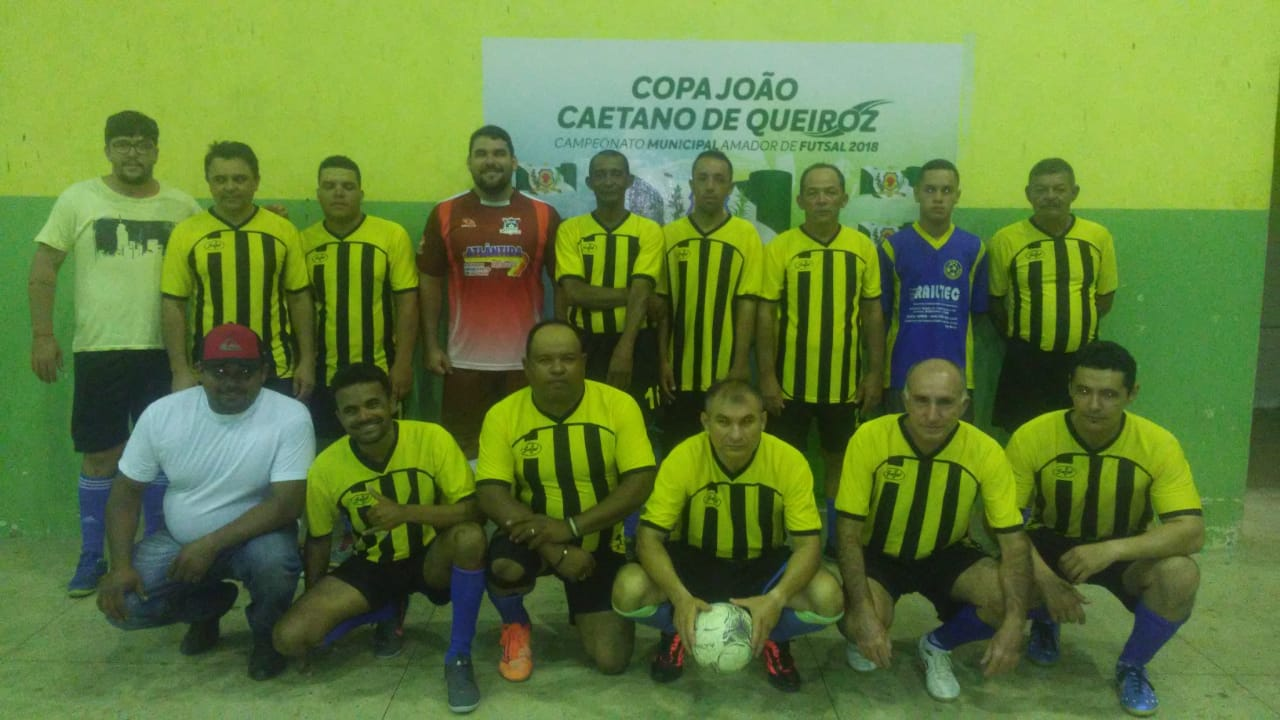 Terceira rodada - VII copa de futsal joão caetano de Queiroz - ! e97c66aa1b561