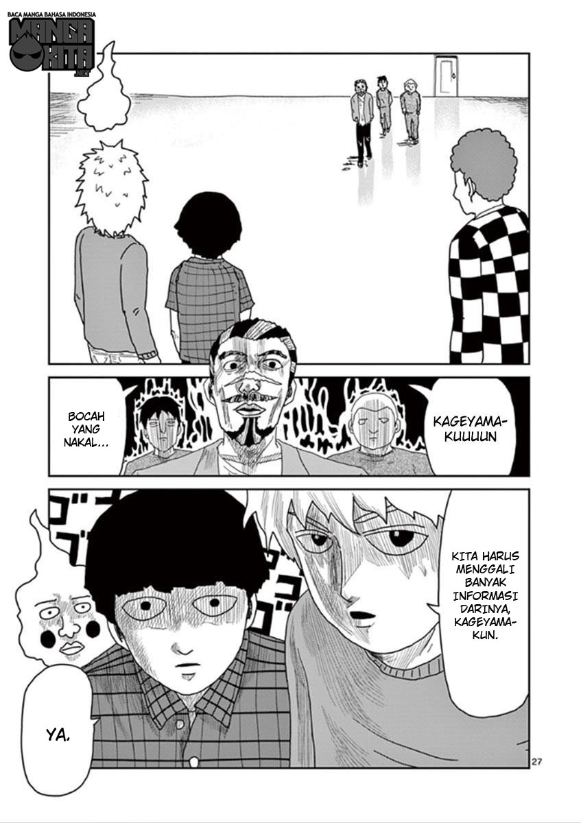 Mob Psycho 100 Chapter 34-28