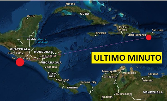 En transcurso de 12 minutos: sismo rigurosos estremecen Guatemala y Puerto Rico