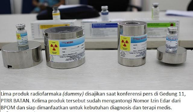 Ada Obat Kanker dari Nuklir?