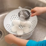 Tie-Dye Easter Eggs - Step 1