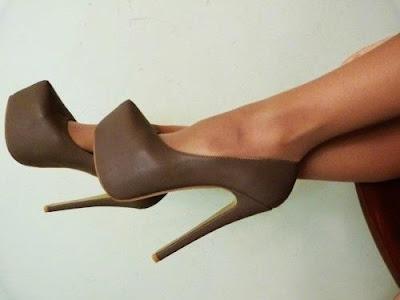 Zapatos de fiesta de moda