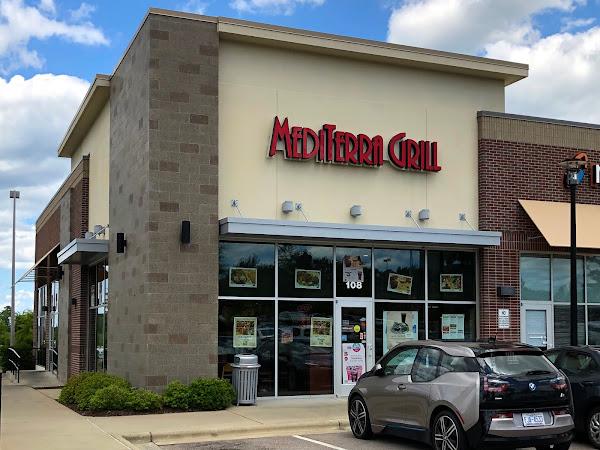 Mediterra Grill Restaurant Review - Holly Springs, NC